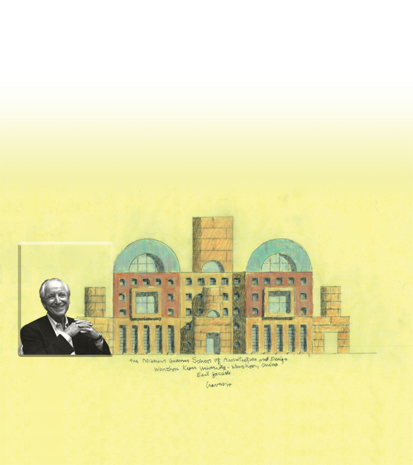 Wenzhou-Kean University Mourns the Passing of Postmodern Architect Michael Graves