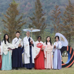 """Our First Experience of Chinese Traditional Garment, Hanfu"""