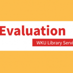 Evaluation Survey of Library Service