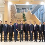 James R. Heller, Consul General at the U.S Consulate General in Shanghai, and his Delegation visits WKU